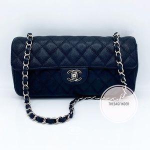 Chanel Single Flap Caviar